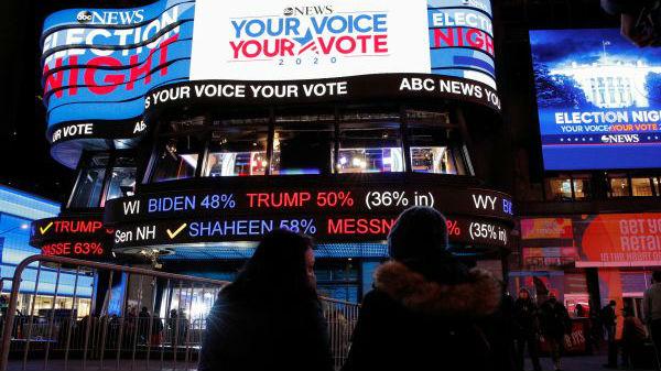 美元成美国大选输家?外媒:不会大幅反弹也不会下跌太多