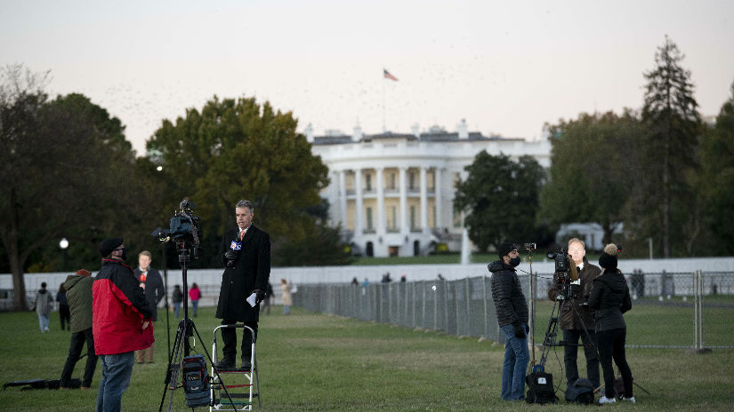 外媒分析:美国最高法院不会轻易介入大选