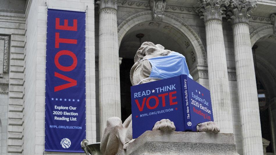外媒评论:大选暴露美国社会分裂加深