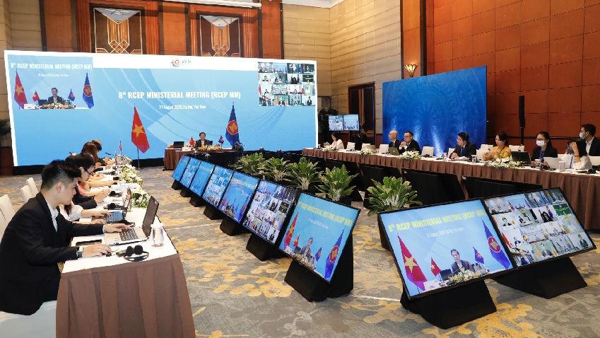 日媒:RCEP首脑会15日举行 有望达成共识