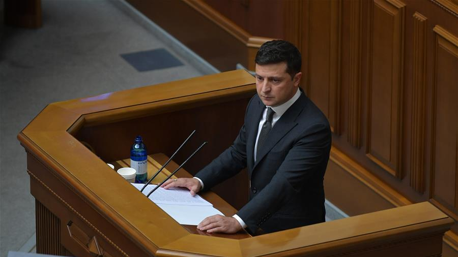 """外媒:乌克兰总统要拜登""""口惠实至"""""""