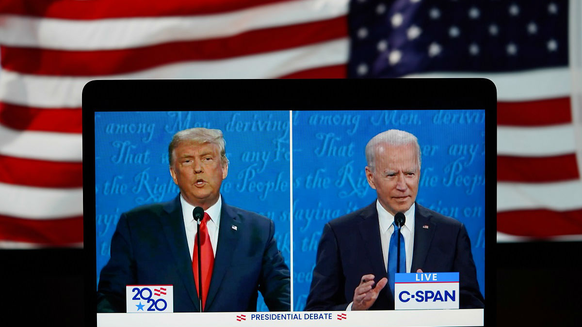 美媒:美国确认当选总统需几步?明年1月才能见分晓