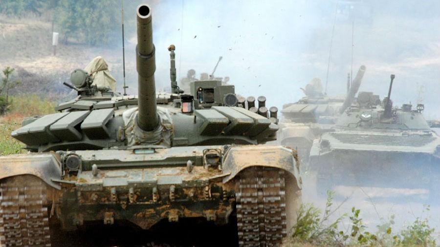"""俄媒:俄在西部""""飞地""""部署""""超级坦克""""应对美在欧部署导弹"""