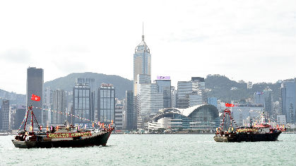 境外媒体关注:全国人大立法给香港议员划底线