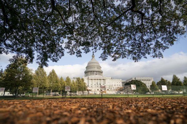"""在华盛顿,""""'妥协'将不"""