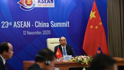 境外媒体关注:中国东盟领导人会商复苏大计