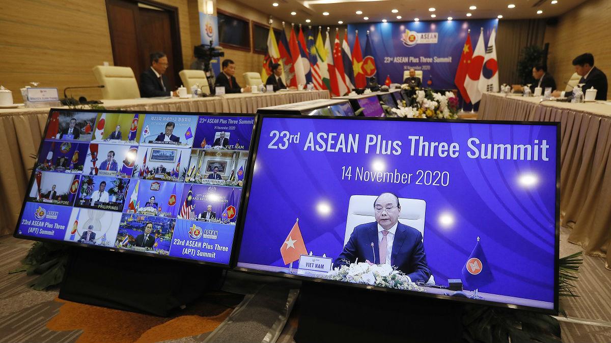 外媒:东盟系列会议聚焦区域合作
