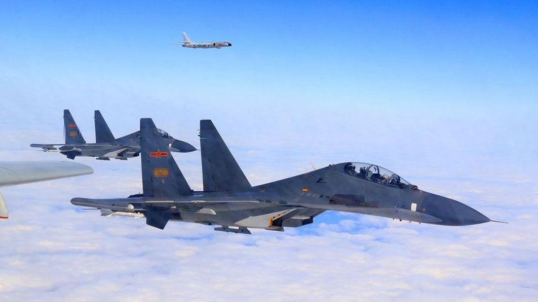 外媒述评:解放军着力提升联合作战能力
