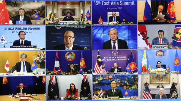 新媒:东亚峰会气氛较往年平静 中美未现直接交锋