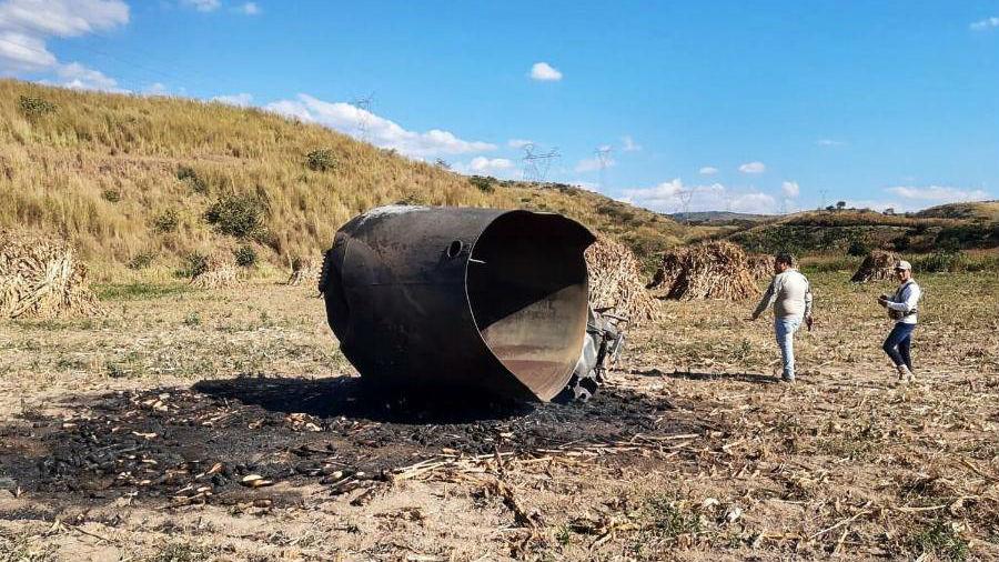 墨西哥西北部油罐车爆炸致12人死亡