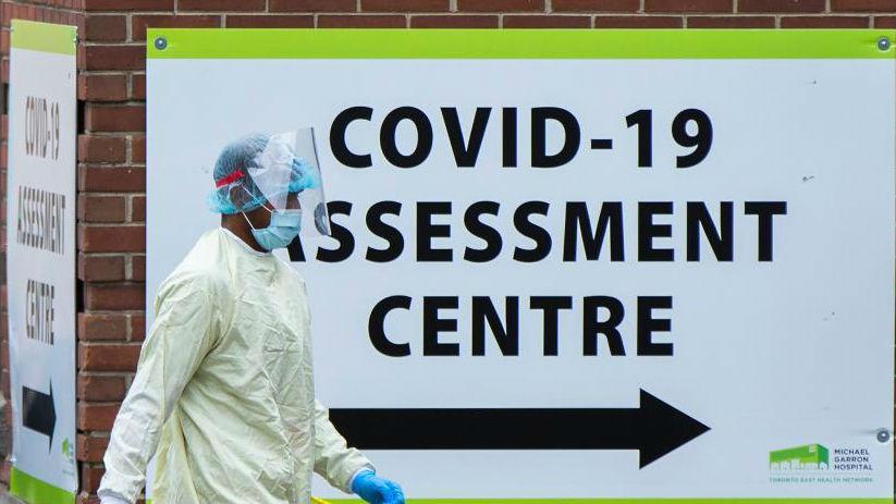 加拿大累计新冠确诊病例超过30万例