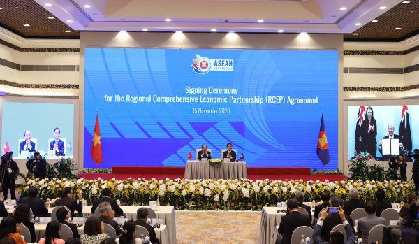 RCEP开创亚太合作新契机