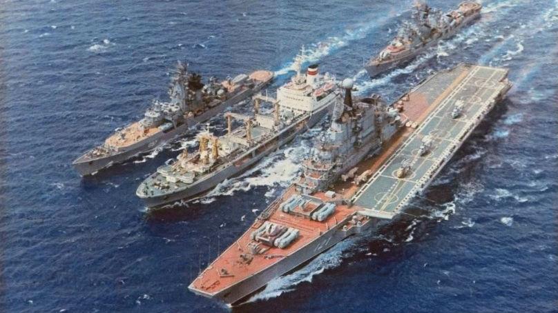 海军补给站锚定苏丹港 俄时隔20年重返印度洋大棋局