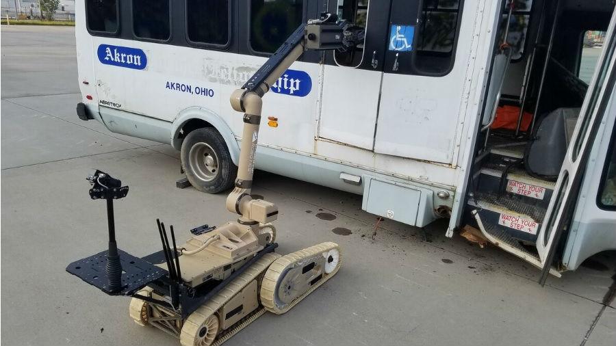美媒:美全速生产陆军重型地面机器人 或将采购350台