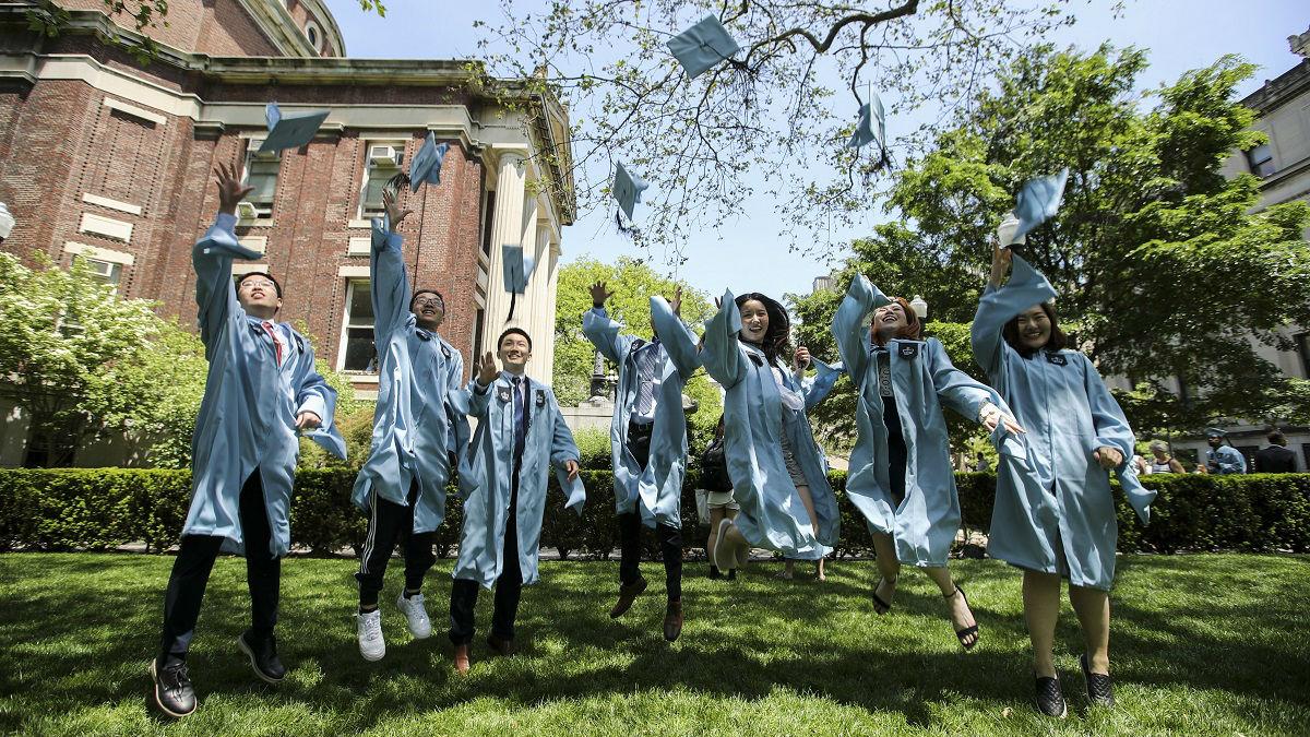 德媒:中国年轻人今年以来对赴美留学兴趣锐减