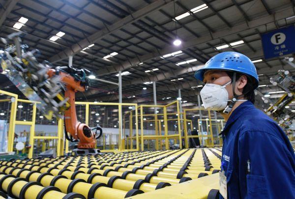 日媒文章:中国制造业顶尖地位不可撼动