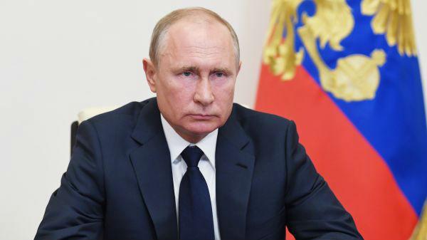 外媒:普京再度延长俄对西方反制裁