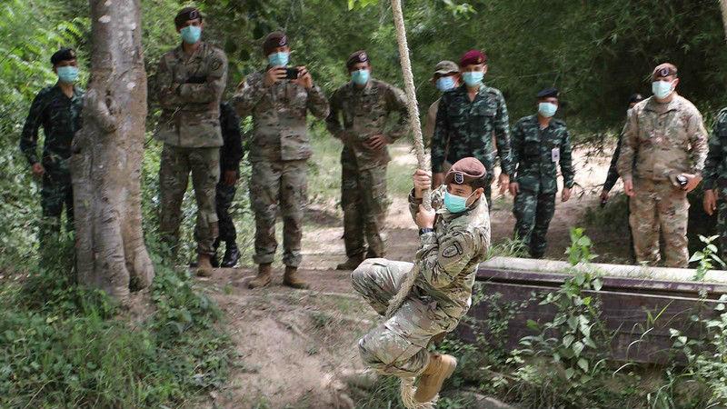 美媒:美欲借陆军援助旅在印太获得立足点