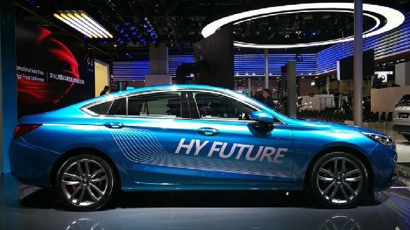 日媒:中国燃料电池车市场竞争升温