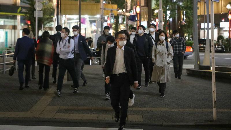 外媒:旅行致日本新冠肺炎确诊病例连创新高