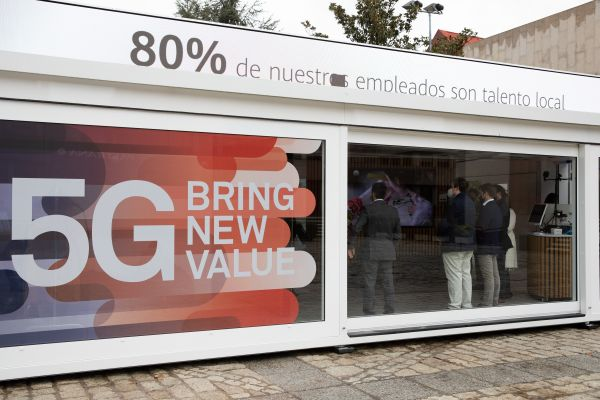 英媒报道:全球5G竞赛引爆专利大战