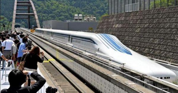 美媒报道:中日竞逐高铁未来主导权