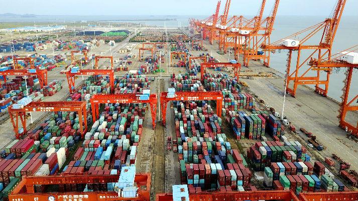 西媒文章:RCEP标志东亚成世界经济新重心
