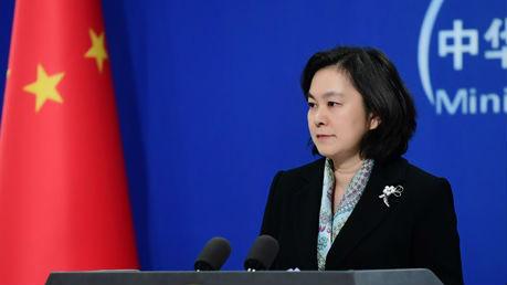 外媒:美公然插手香港事务 中国制裁四名美涉港人员