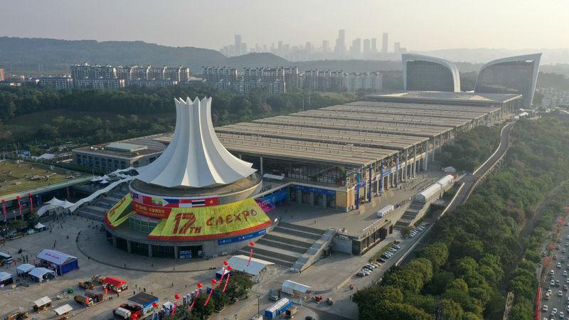 RCEP刚签署,中国与东盟就举办了这场贸易盛会——