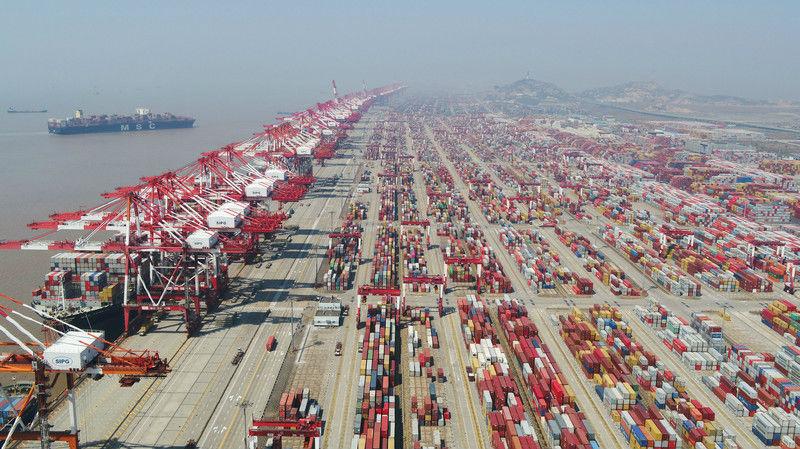 境外媒体关注:中国经济延续强劲复苏势头