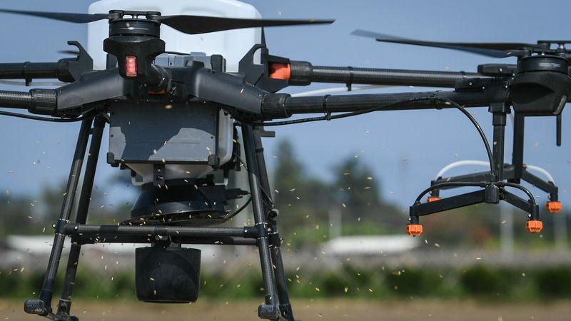 """日媒:日本政府要拿""""国货""""取代中国无人机"""