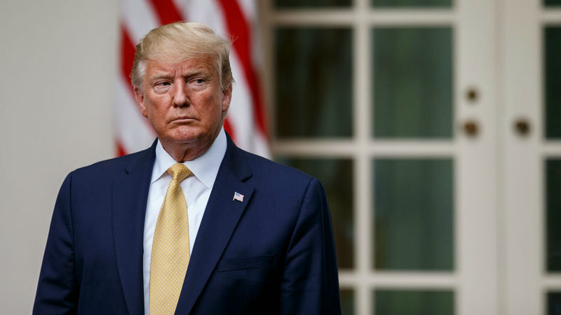 美媒文章:特朗普对华贸易戏码沦为笑谈