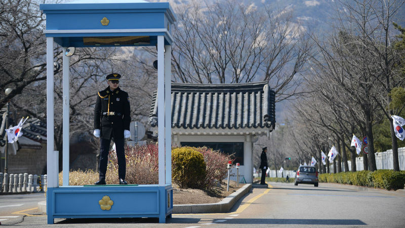 美媒文章:韩国谋求在中美竞争中找平衡