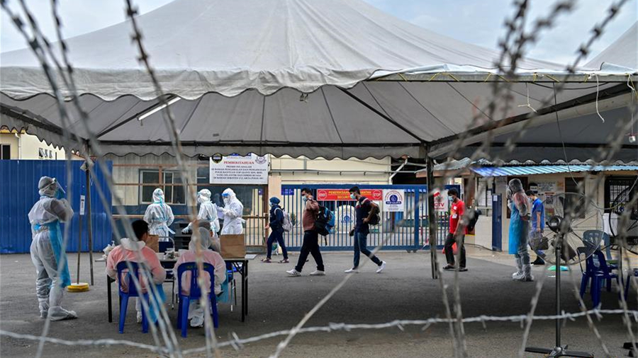 马来西亚延长吉隆坡等地行动管制防疫措施