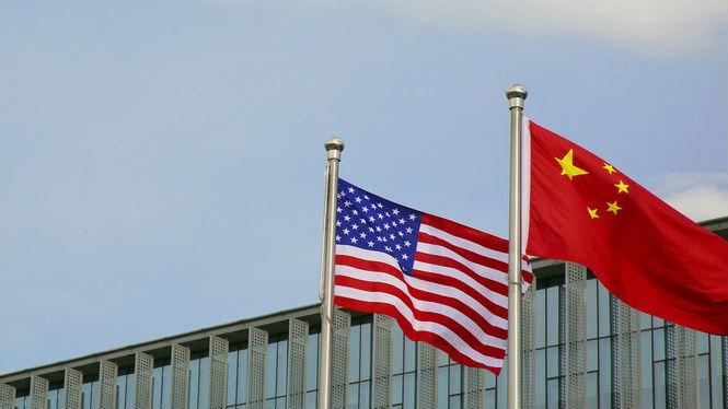 境外媒体:中方称与美对话大门始终敞开