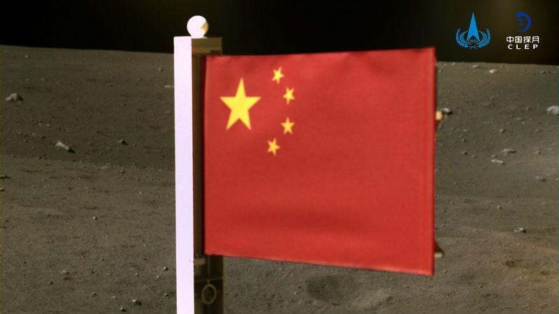 """中国重大科技突破迎来井喷期:""""嫦娥""""探月 """"九章""""问世"""