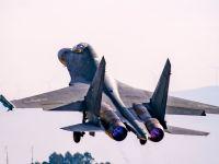 战鹰出击!看南部战区空军歼-16部队空战训练
