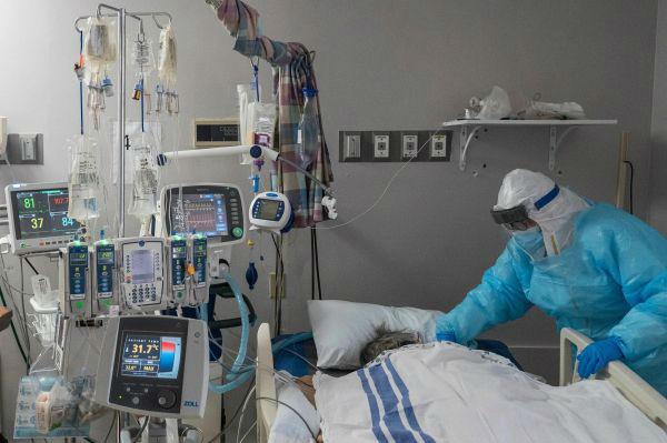 美国ICU病床