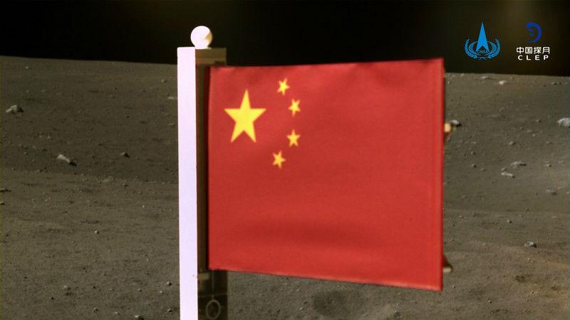 英媒文章:中国在与美较量中频频得分