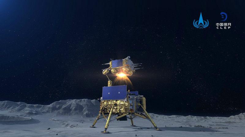 """媒体评述:嫦娥五号为何能创造""""无与伦比的纪录"""""""