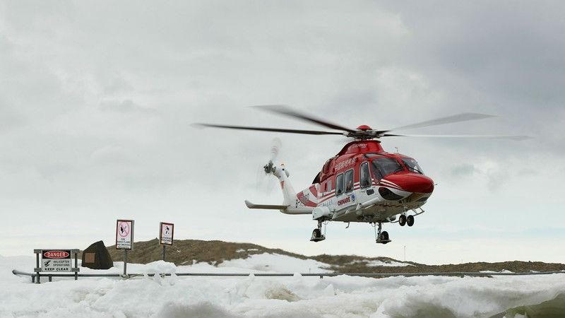 澳科考队员急需医疗救护撤离南极 中美联合伸出援手