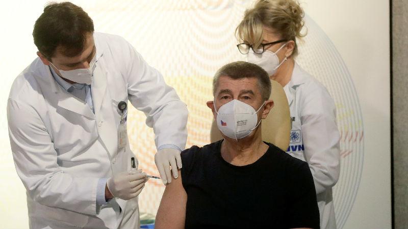 外媒:欧盟紧急启动大规模疫苗接种