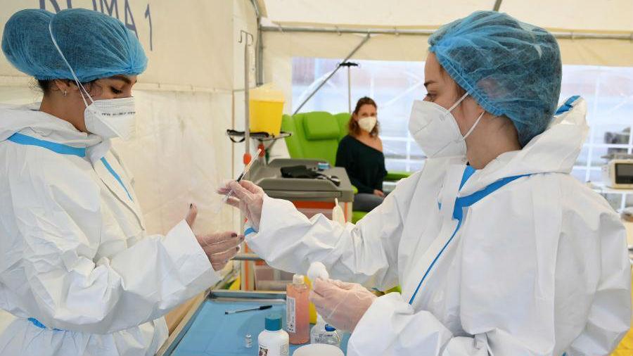 意大利:新冠疫苗接种