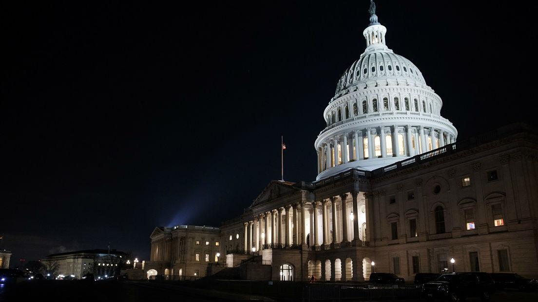 西媒:华盛顿国会骚乱事件令世界震惊
