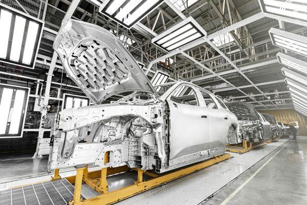电动车生产