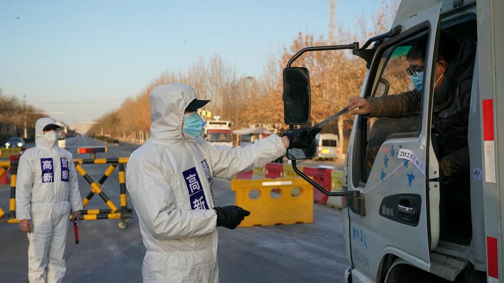 境外媒体:中国全力布置春节疫情防控