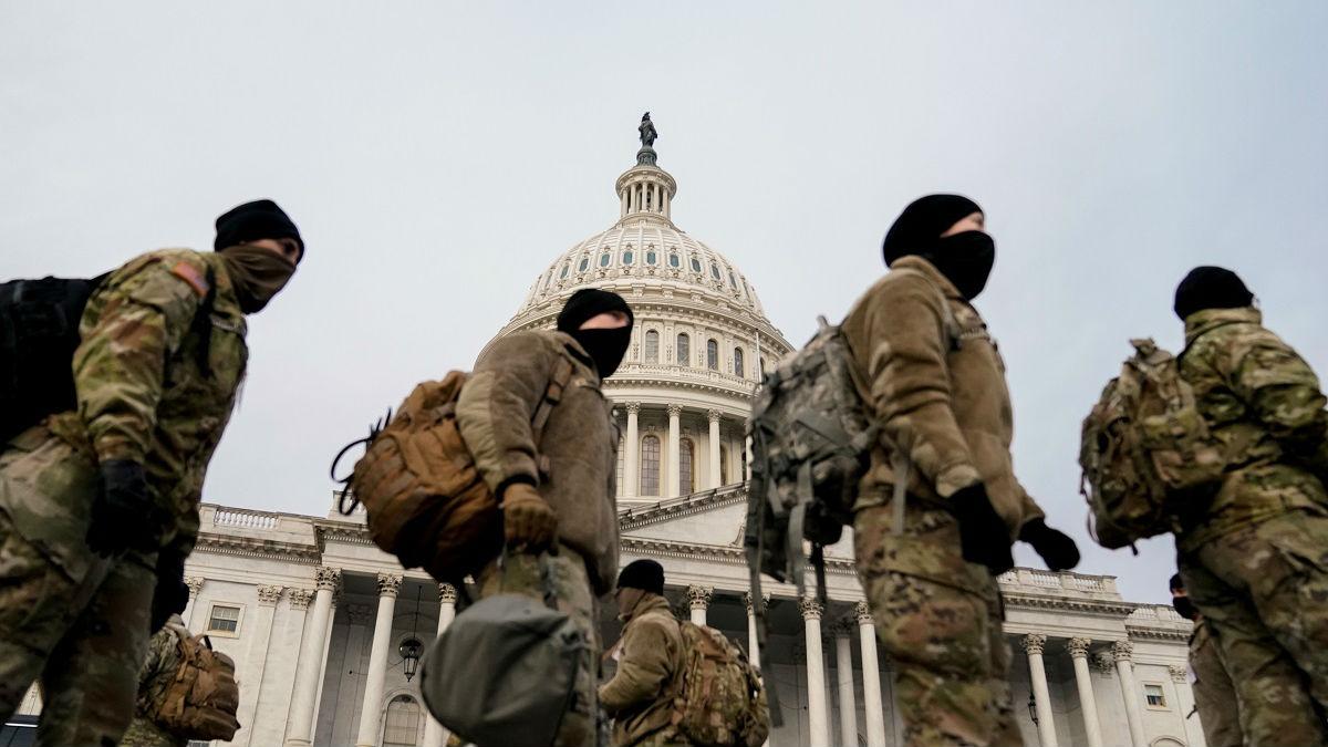 美媒:特朗普宣布华盛顿进入紧急状态