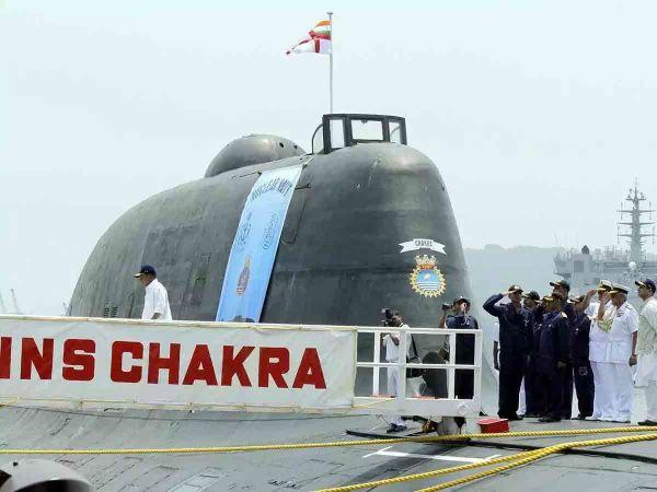 印度 核潜艇