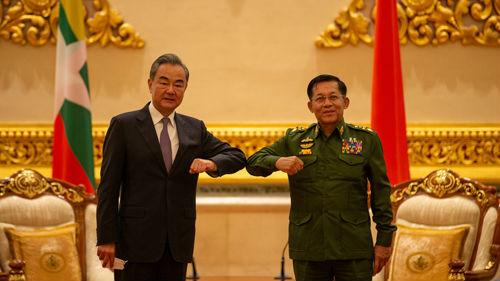 外媒:中缅同意加快建设经济走廊