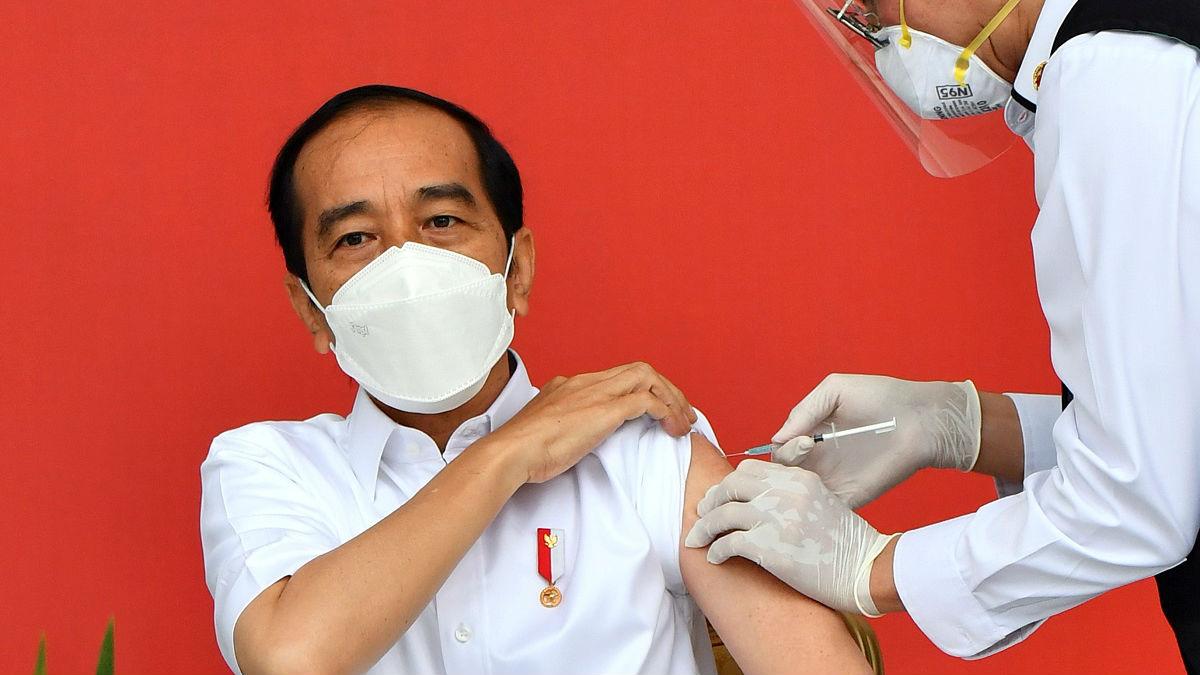 外媒:领导人带头接种 多国给中国疫苗投下信任票